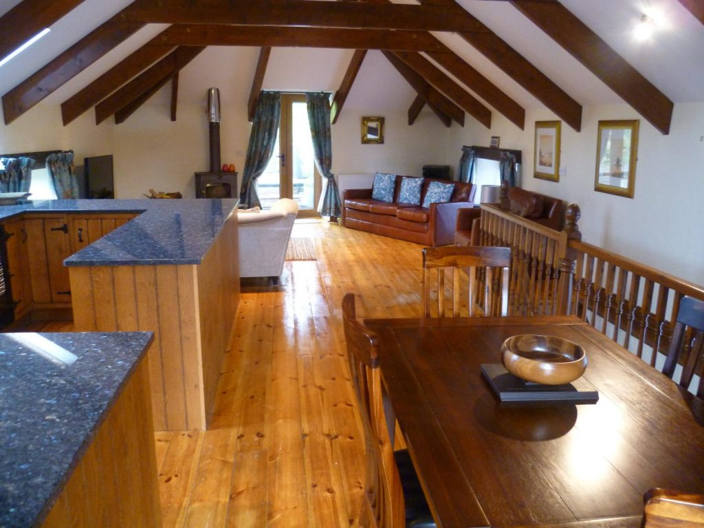 Fancy a cosy log fire in your Cottage in Cornwall?